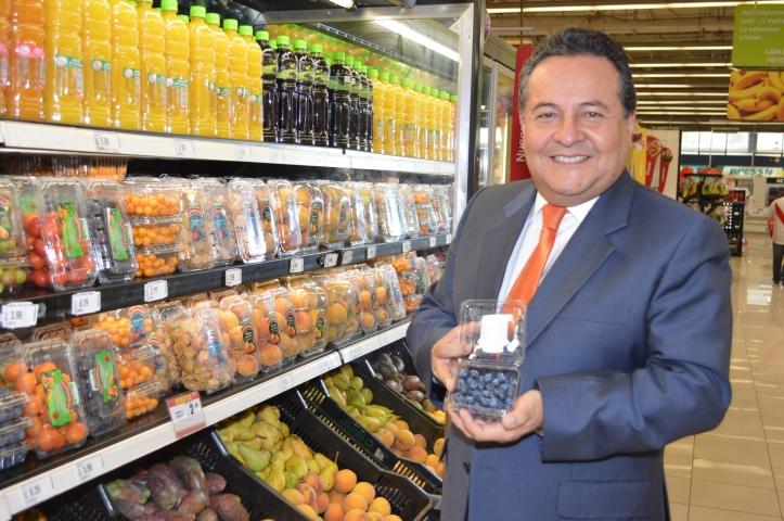 Alfonso Velásquez Tuesta , presidente ejecutivo de